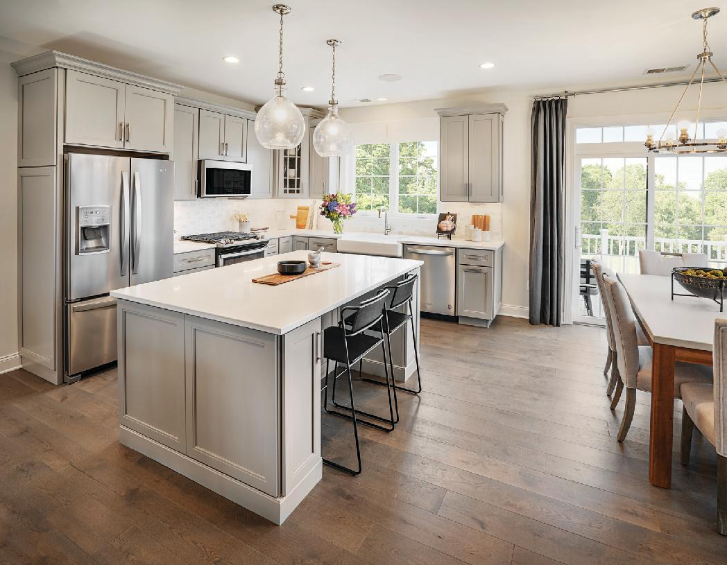 Ansford Elite kitchen and dining