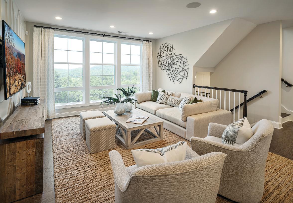 Ansford Aberdeen living room
