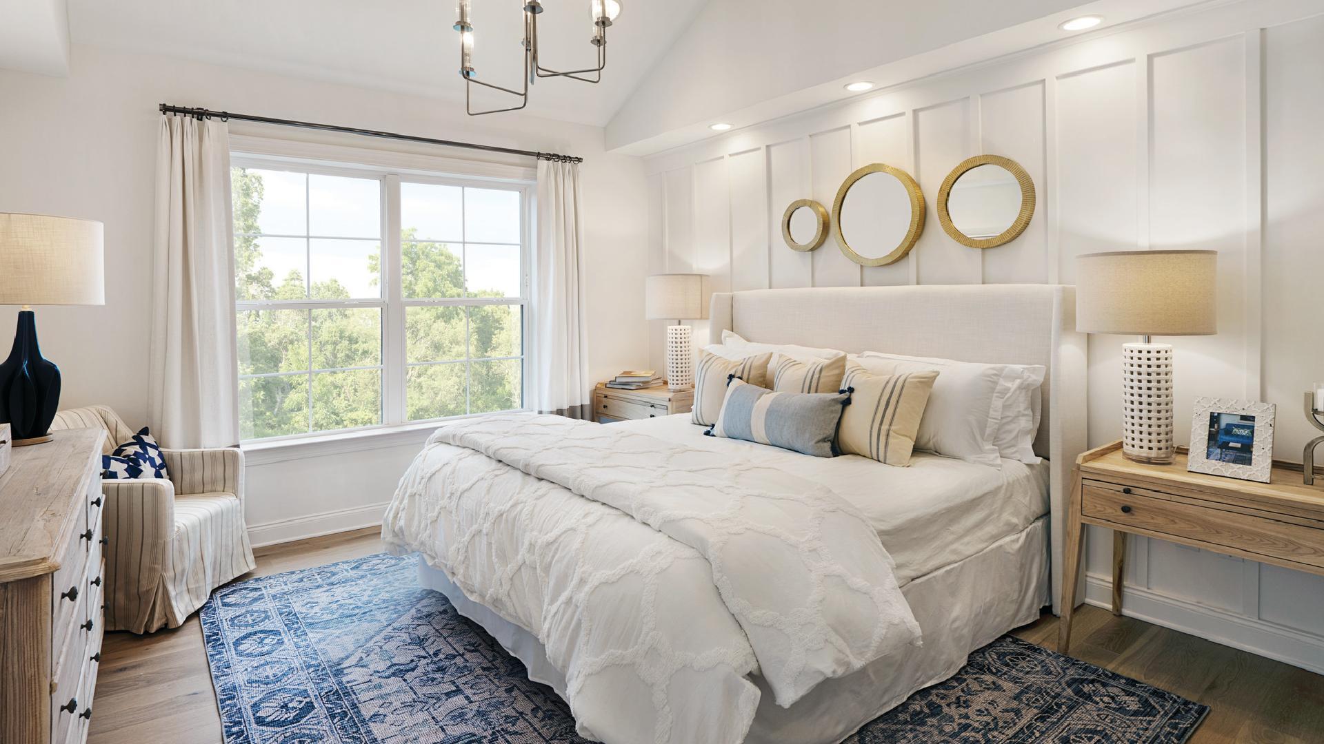 Ashbury Manor primary bedroom suite