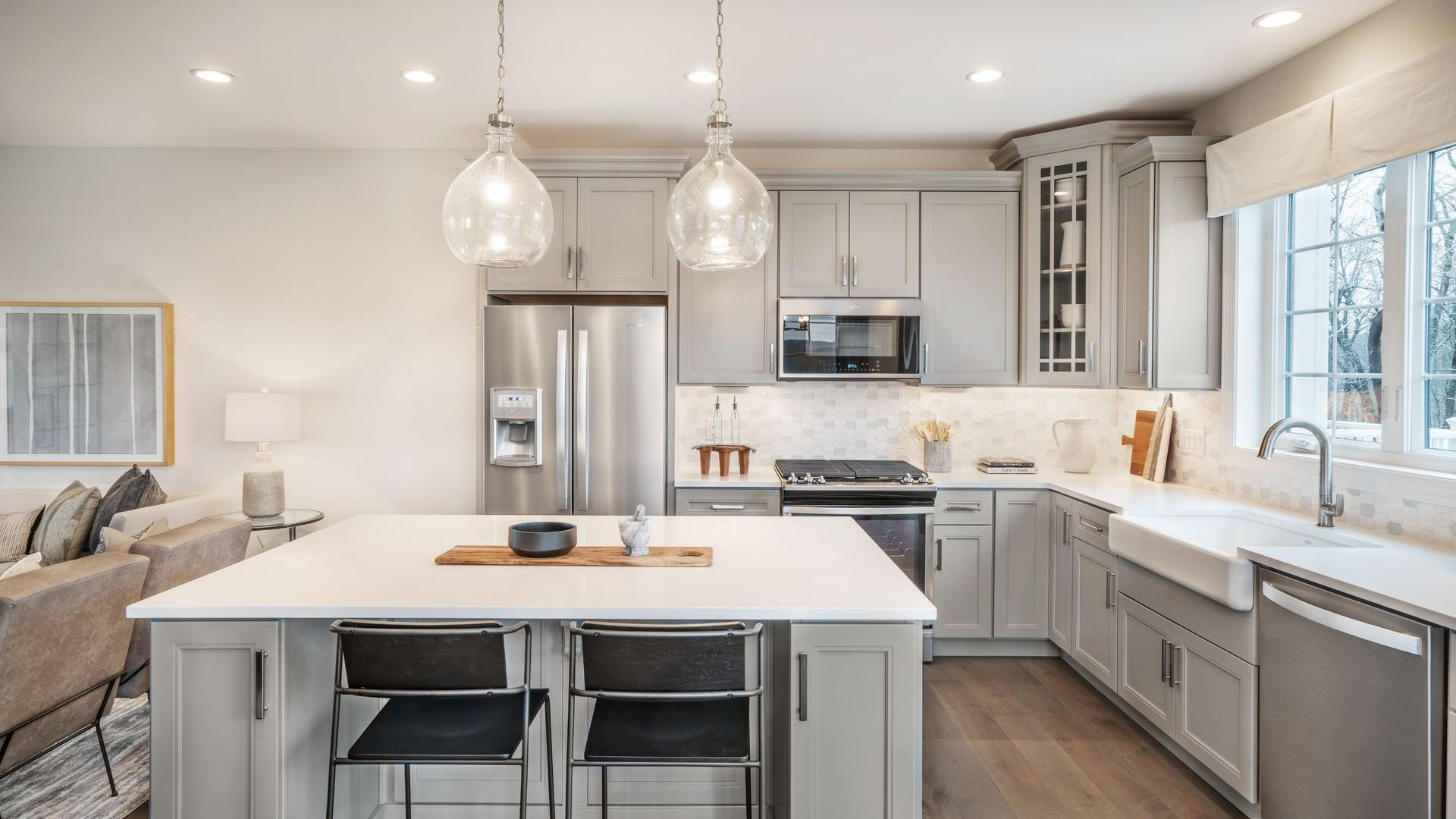 Rivington by Toll Brothers - The Woodlands Collection