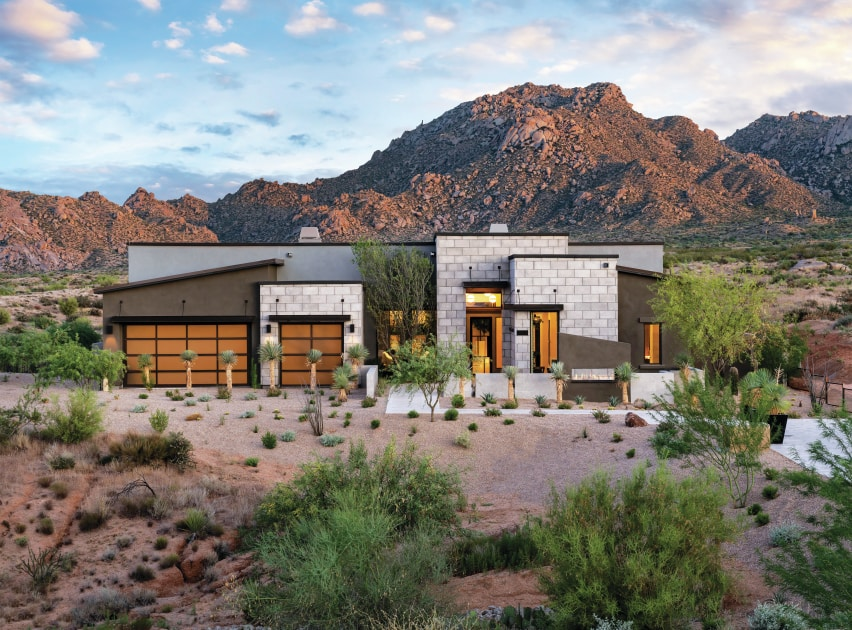 Toll Brothers - Sereno Canyon - Estate Collection Photo