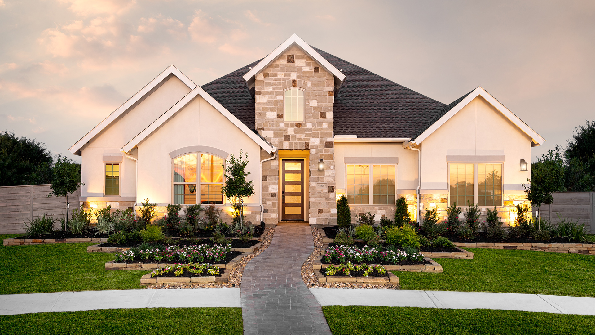 Loralai model home at Pomona - Select Collection