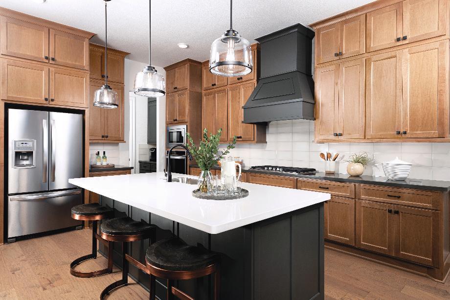 Draper kitchen