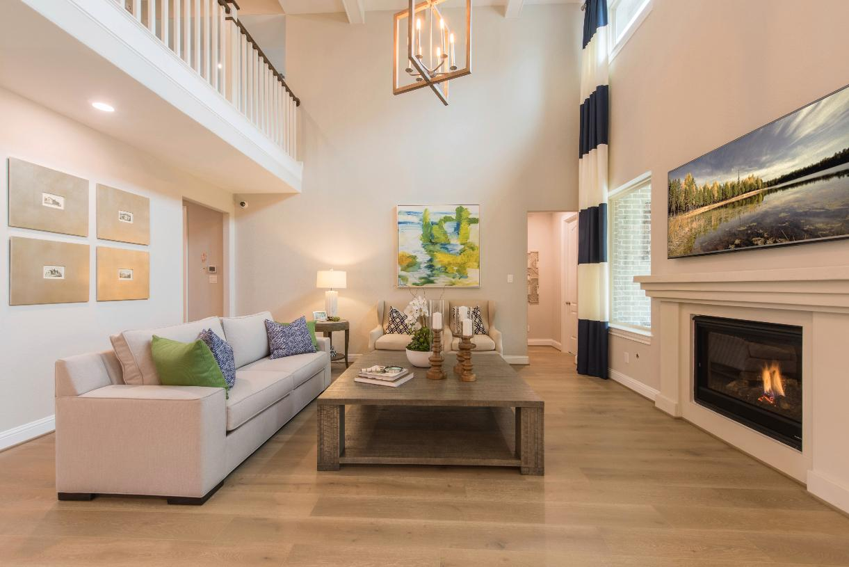 Landry great room