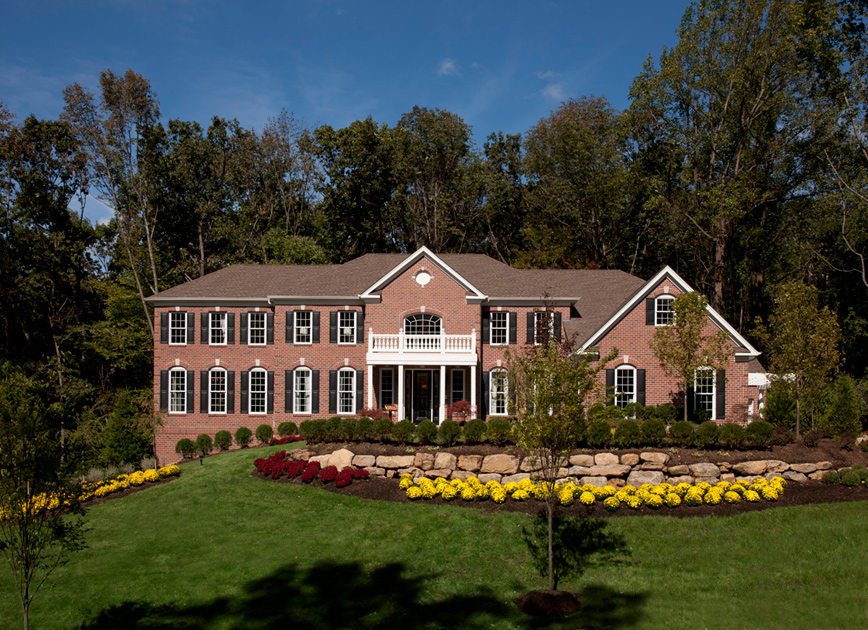 Toll Brothers - Dominion Valley Country Club - Estates Photo