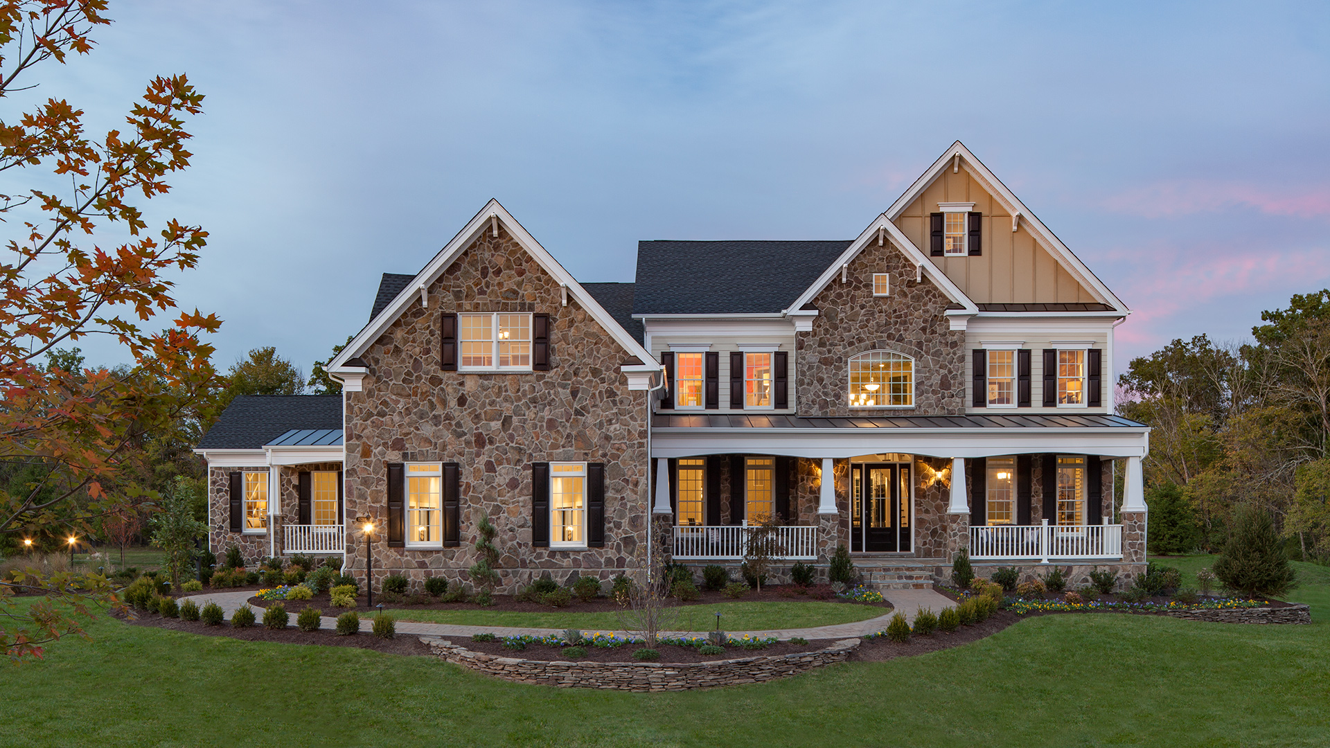 Haymarket va new homes for sale dominion valley country for Estate homes