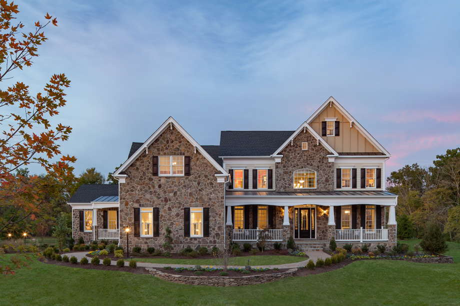 Virginia Luxury New Home Communities