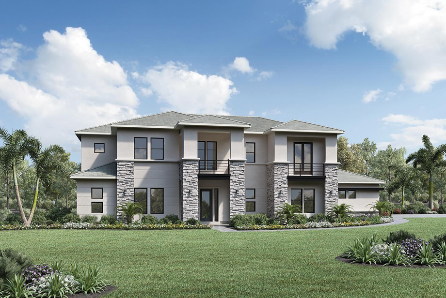 Phenomenal New Homes In Pembroke Pines Fl New Construction Homes Home Interior And Landscaping Elinuenasavecom