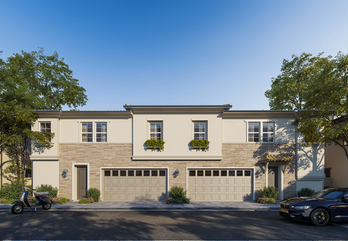 2- to 3- story home designs at 370 Aleso