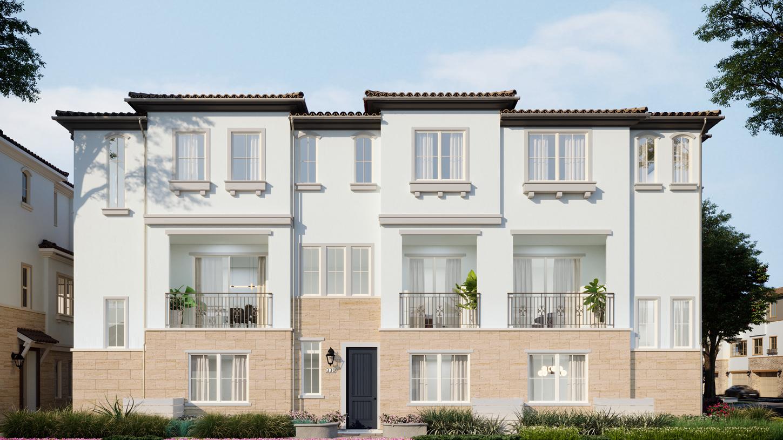 Modern Spanish inspired exterior designs