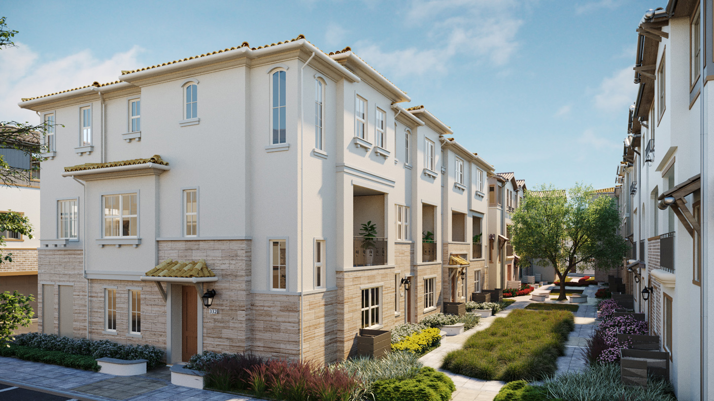 Within walking distance to major corporations, transit, and downtown Sunnyvale