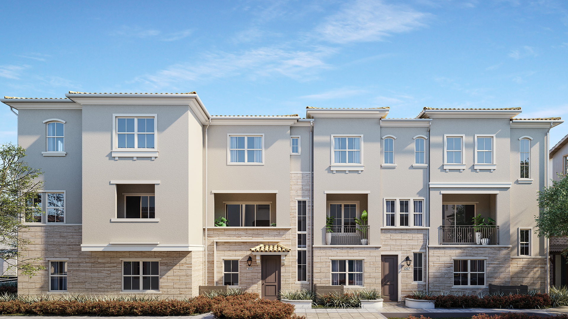 2 to 4 bedroom home designs ranging from approximately 1,200 to 1,900 square feet
