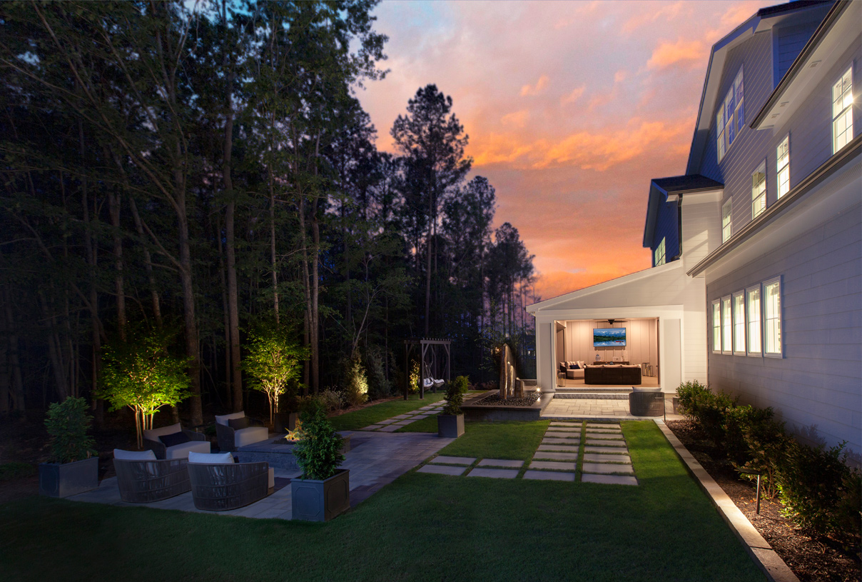 Build the backyard of your dreams