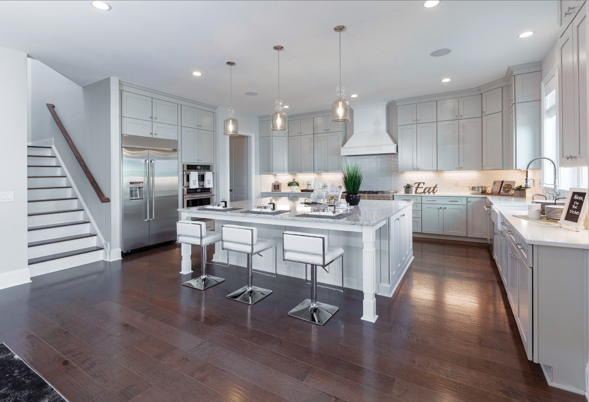 Contemporary kitchens perfect for any chef