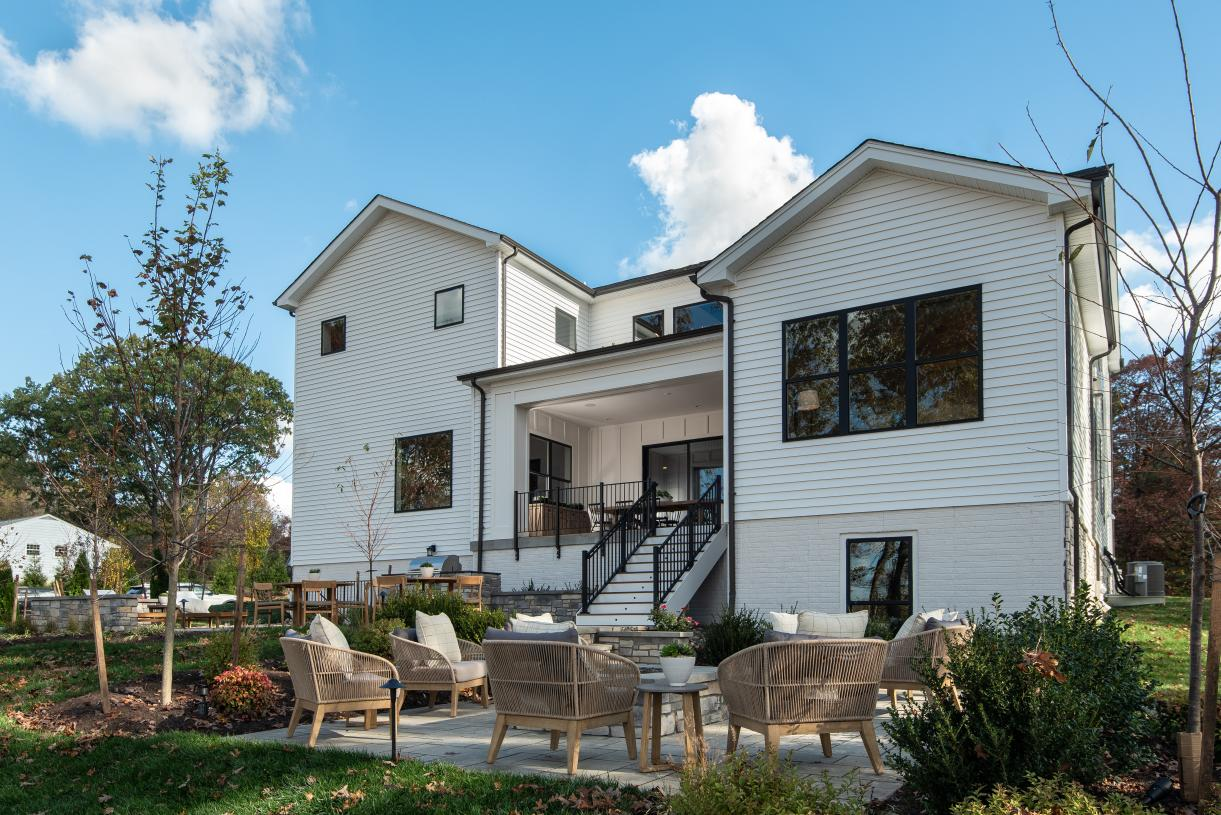 Parkhurst luxury outdoor living