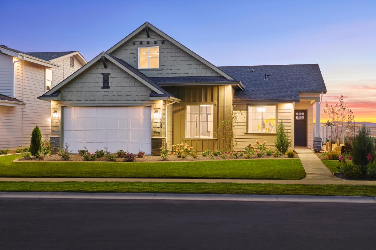 Efficient home designs with premium structural selections