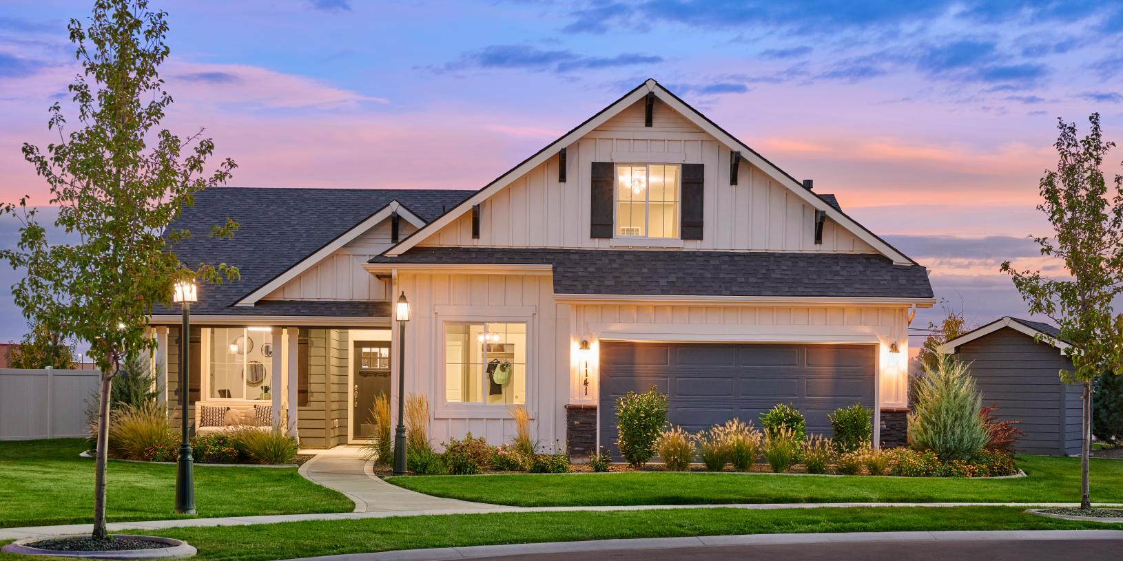 Superior exterior and interior selections