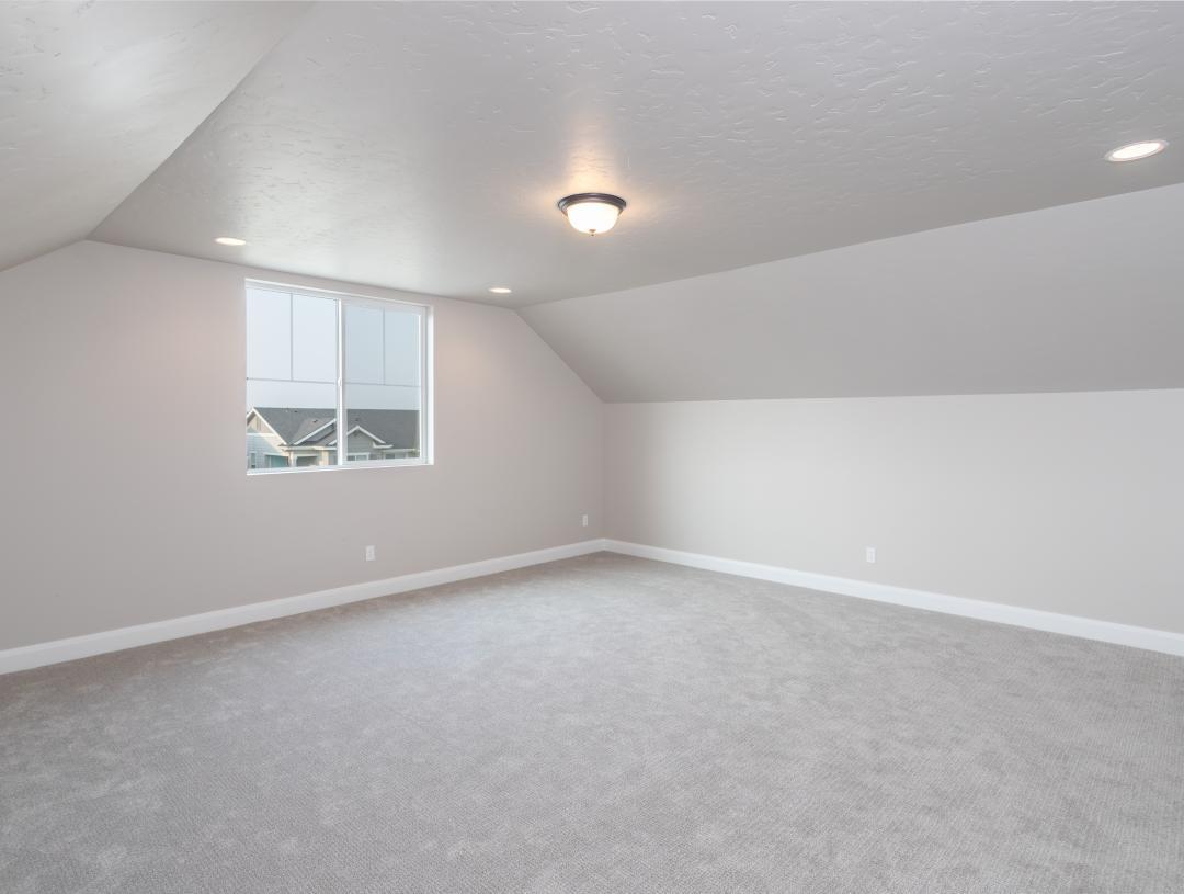 Second story flex room