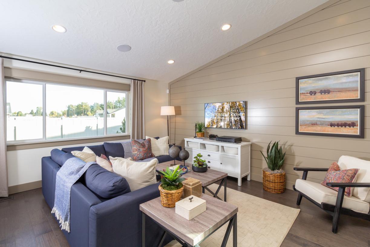 Elliot living room - Garden Collection