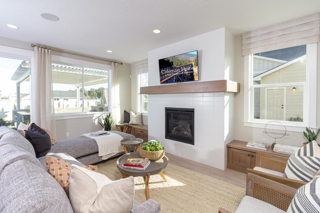 Hudson living room - Garden Collection