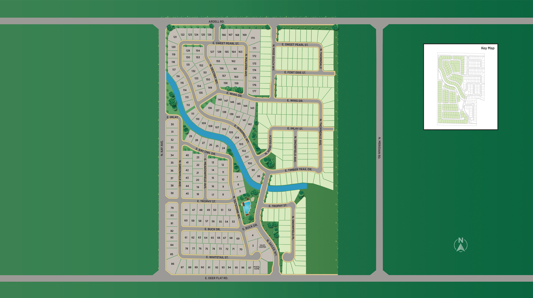 Sterling Ranch - Woodland Site Plan