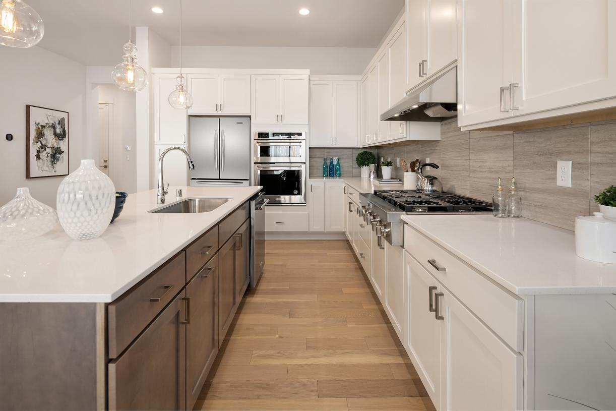 Choose from hundreds of options at the design studio to personalize your home