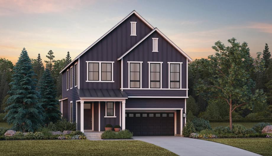Toll Brothers - The Ridge at Big Rock - Gemstone Collection Photo