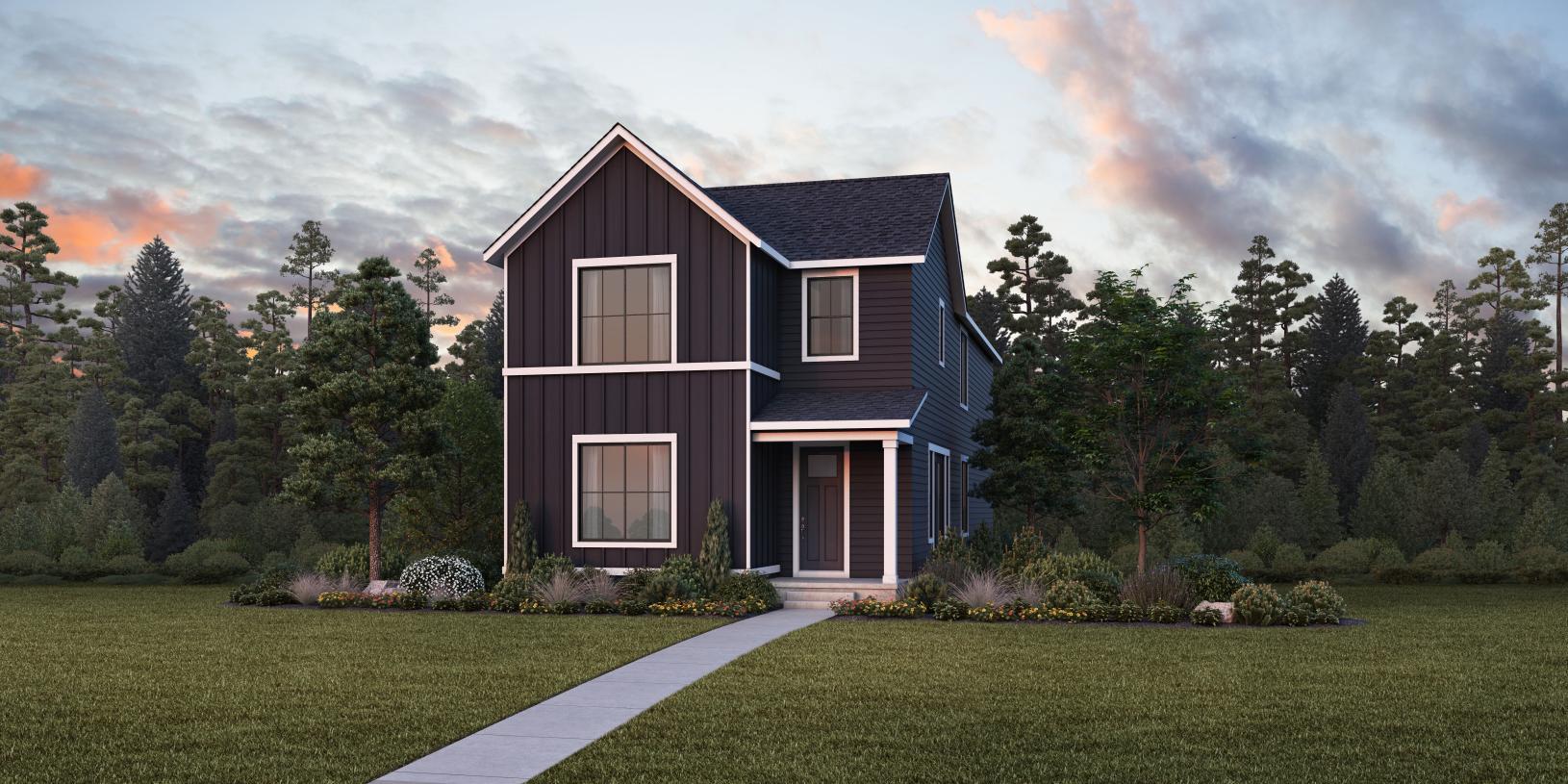 Elderberry - Modern Farmhouse