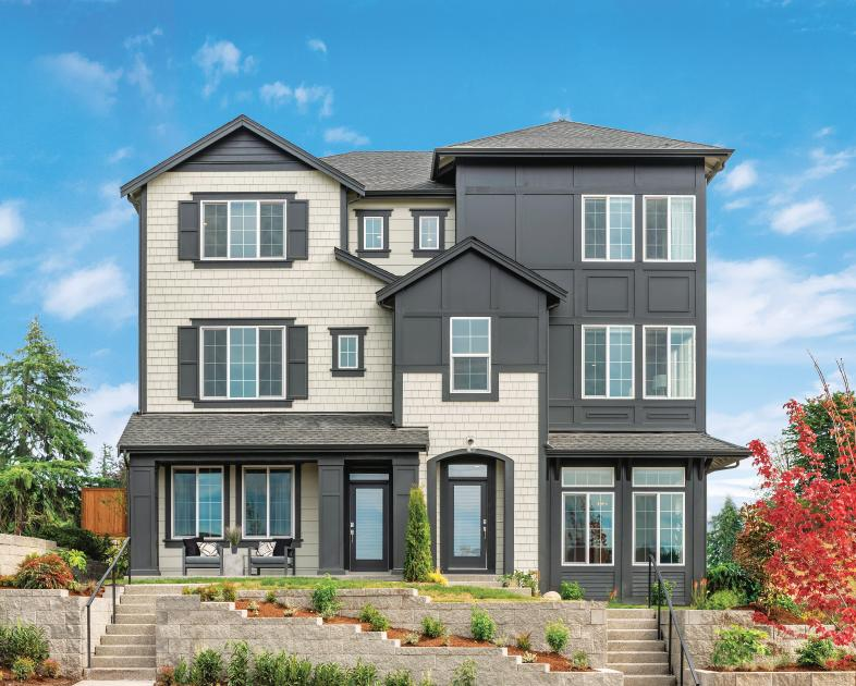 Toll Brothers - The Ridge at Big Rock - Moonstone Collection Photo
