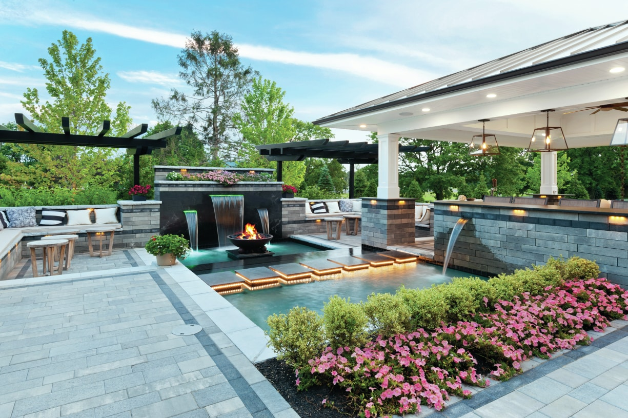 Options for making your backyard your outdoor oasis