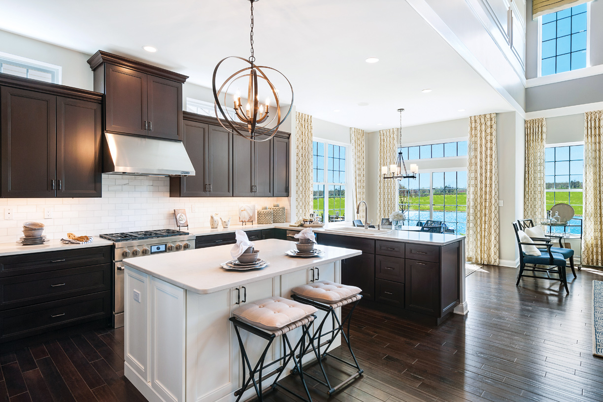 Luxury kitchens designed for the home cook or professional chef