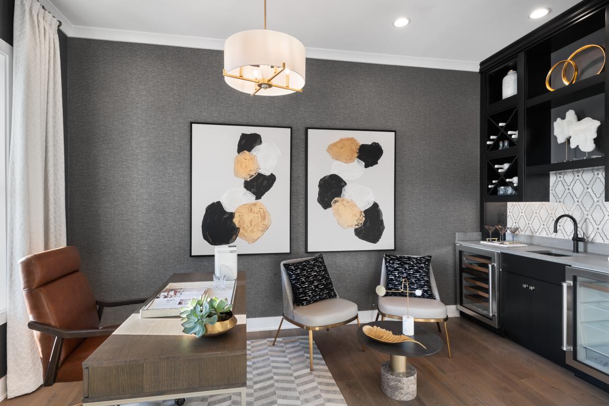 Flex spaces designed for how you live