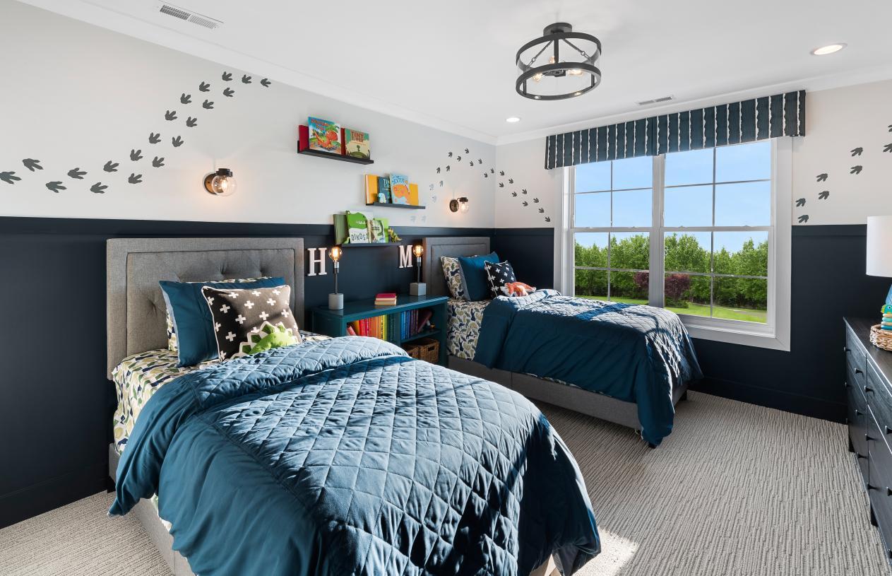 Bedroom located on second floor
