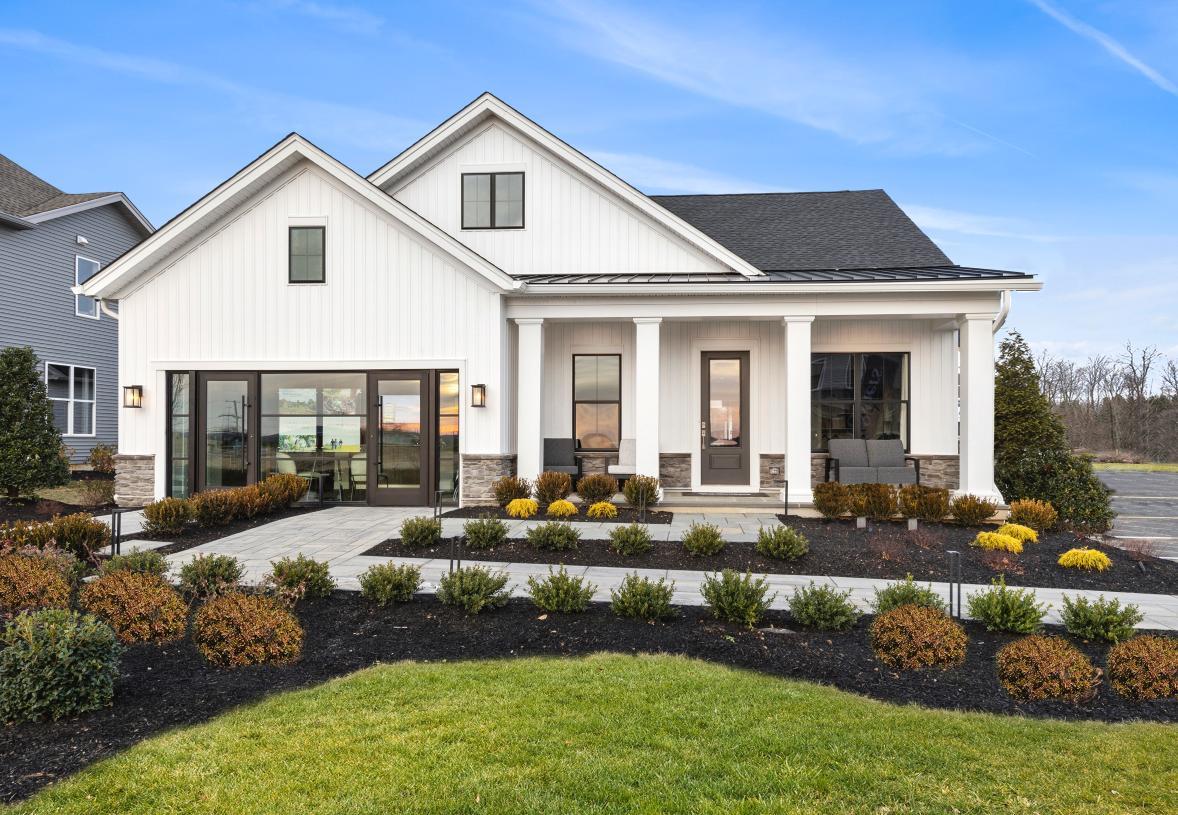 Carnegie - Modern Farmhouse
