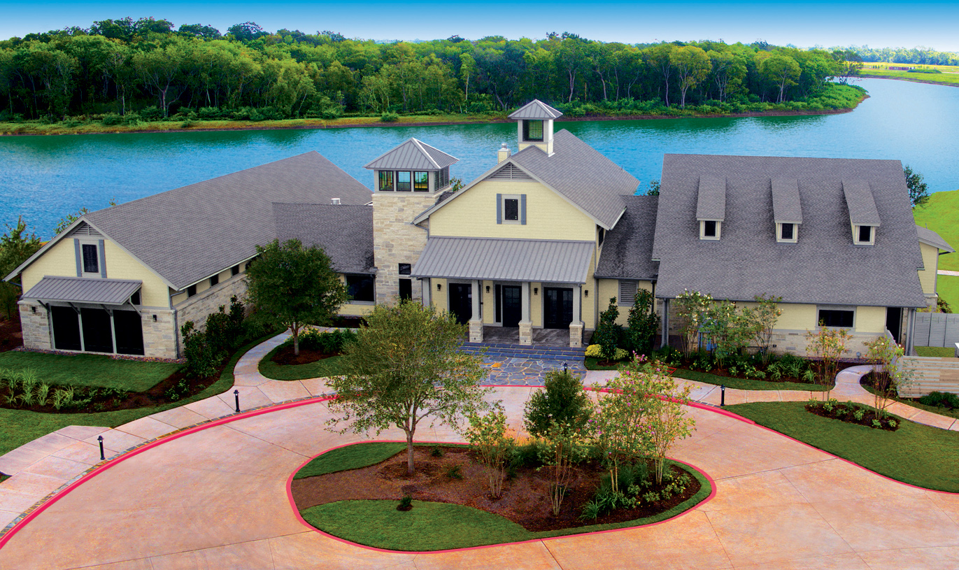 Sienna's Sawmill Lake Club is the newest amenity center