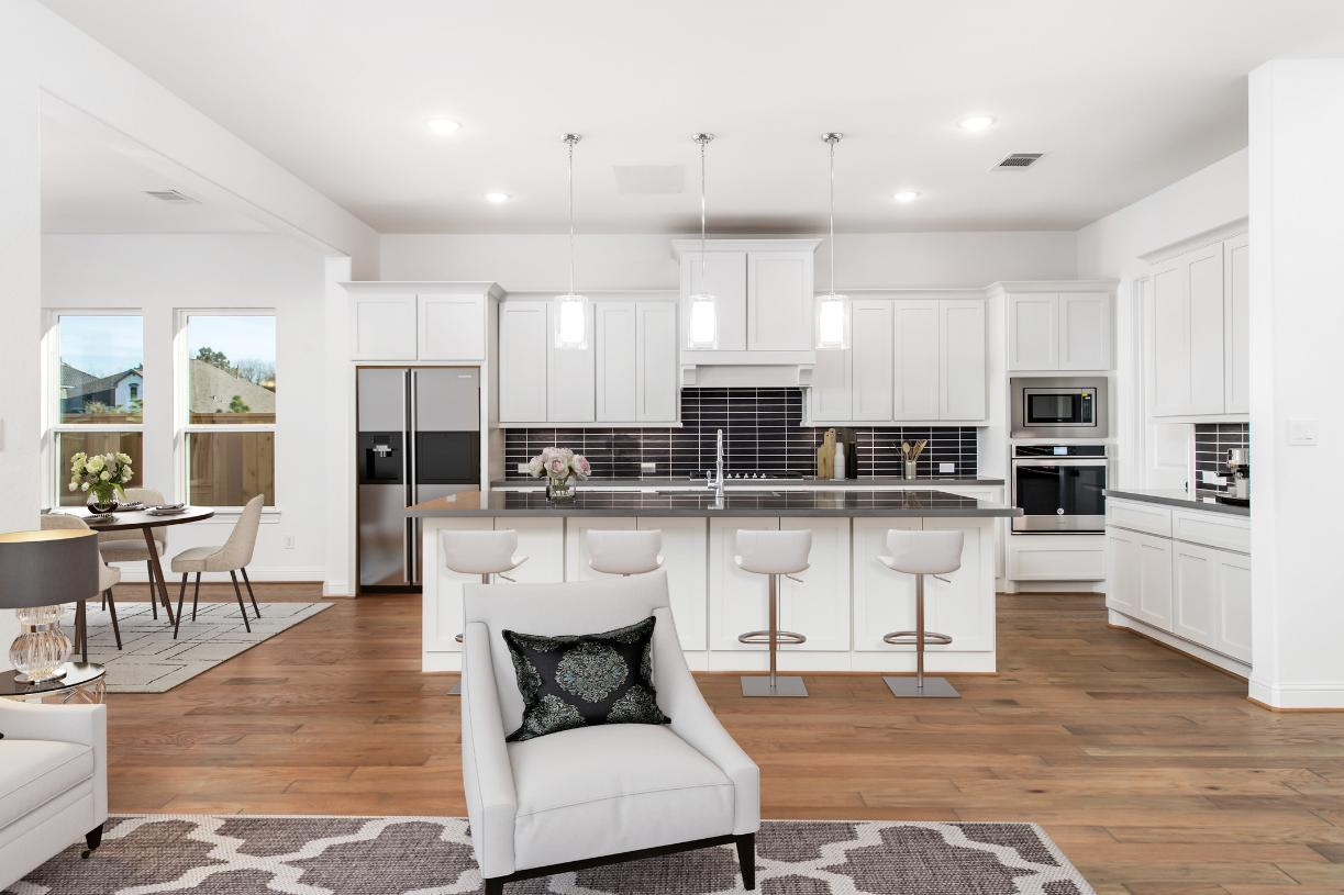 Chef-inspired kitchen offers ample space for Sunday brunch