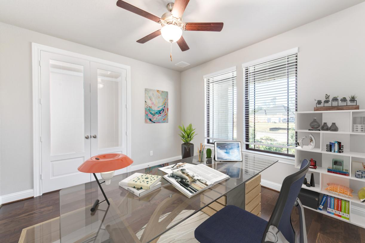 Private office suite ideal for remote working and learning
