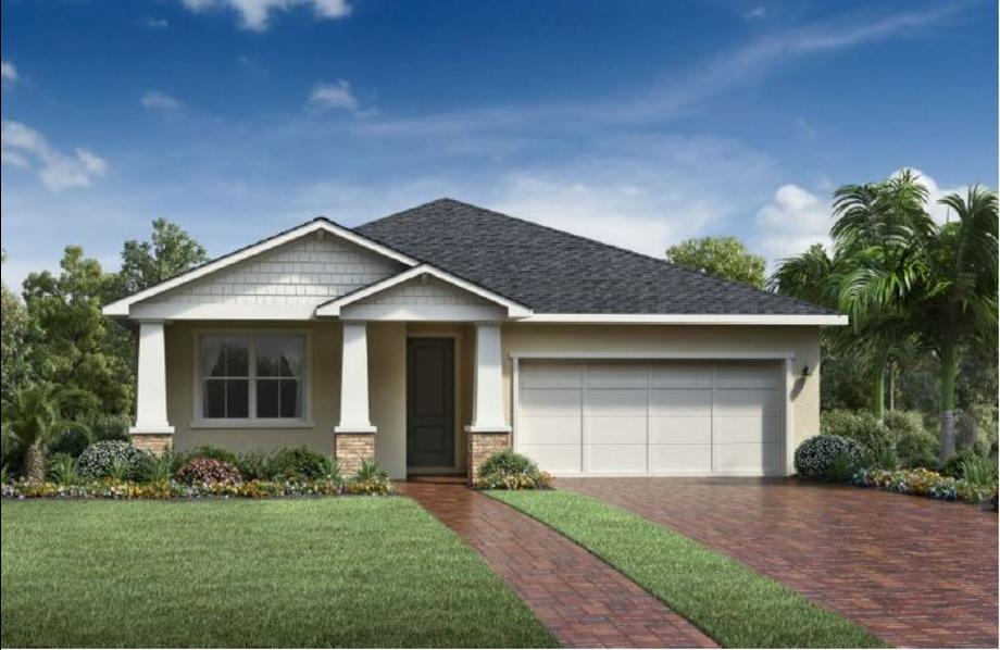 Toll Brothers - Jessup Craftsman Photo