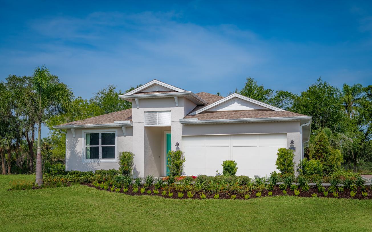 Elegant home designs with Coastal, Craftsman, and Farmhouse exteriors