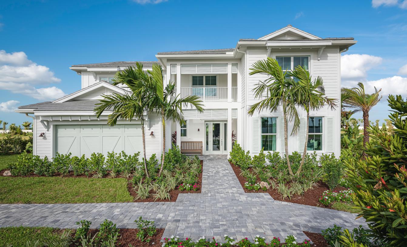 Coastal inspired home designs