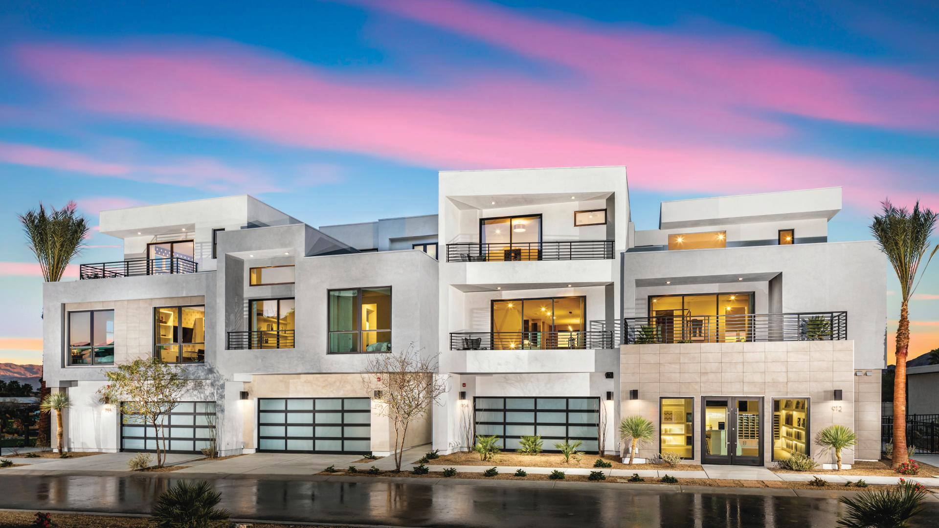 New Luxury Homes For Sale In Palm Springs Ca Cody Place