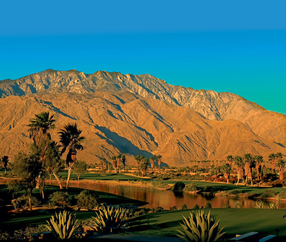 First-rate private and semi-private golf courses