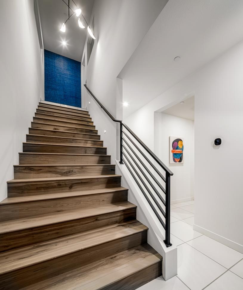 3-story floor plan