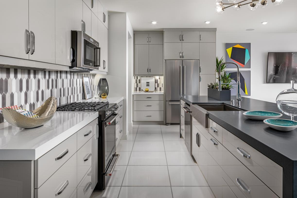 Beautiful kitchen details