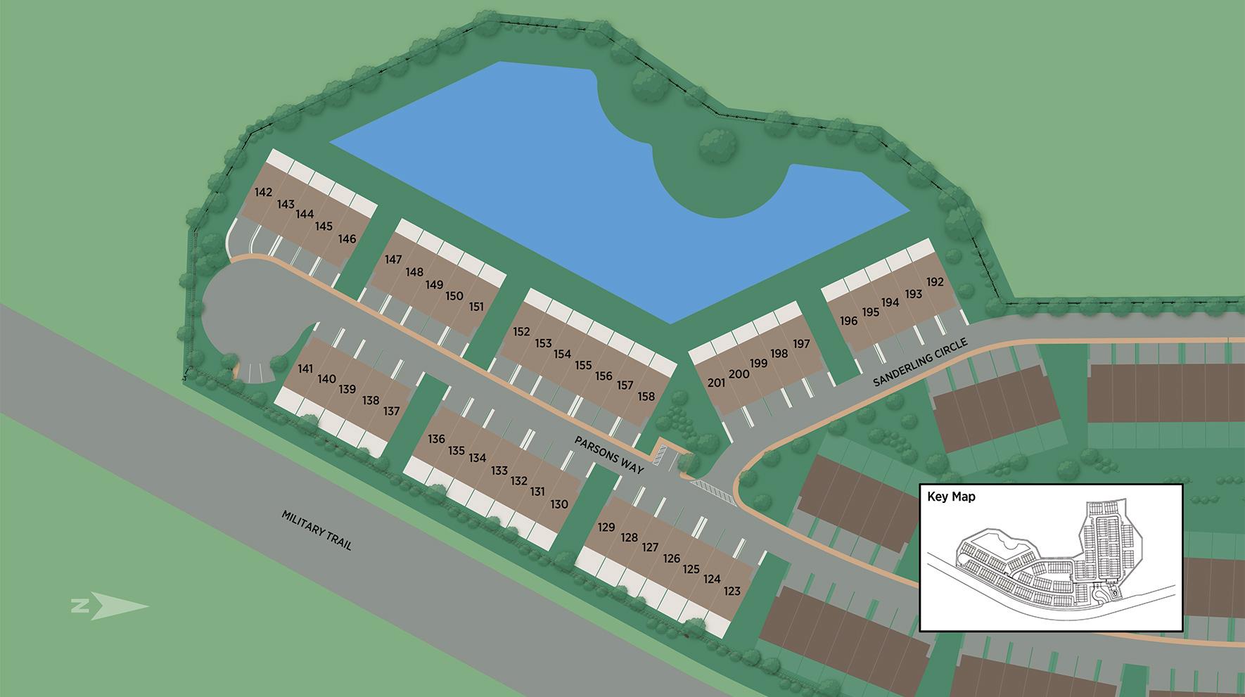Sandpiper Pointe at Deerfield Beach Phase 3 Site Plan