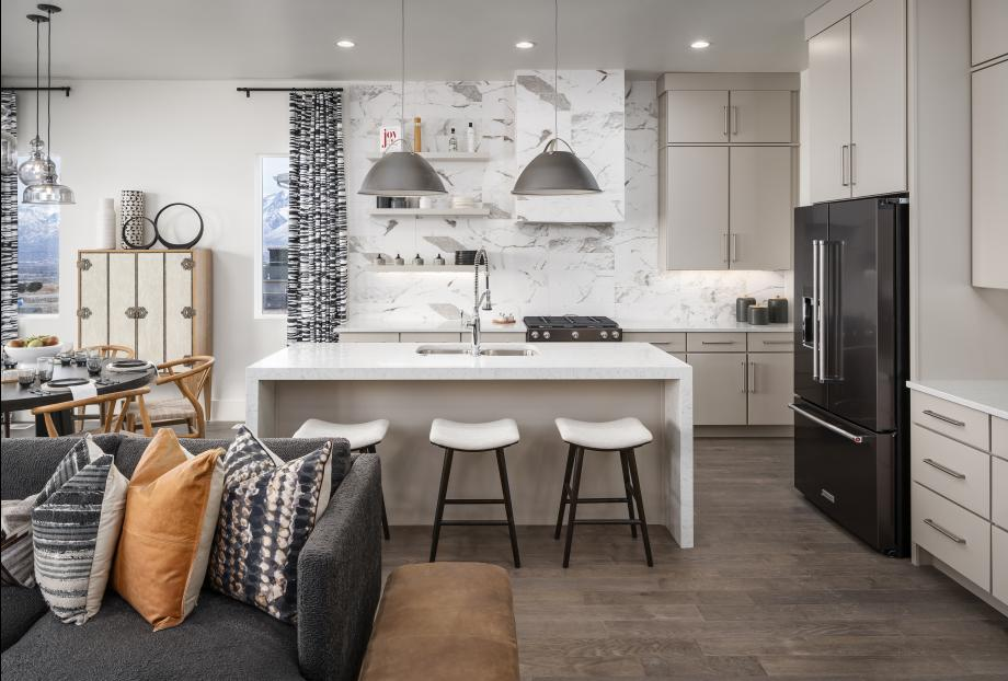 Toll Brothers - Toll Brothers at Rosecrest - Noria Collection Photo