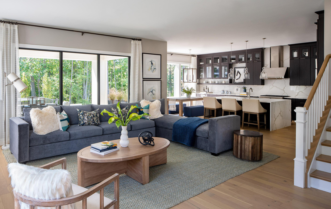 Rockledge living room