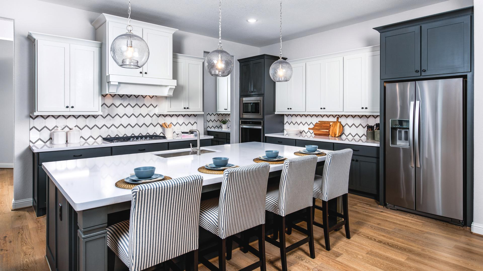 Stunning Watson chef's kitchen