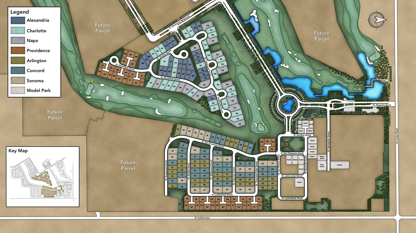 Sterling Grove Overall Site Plan