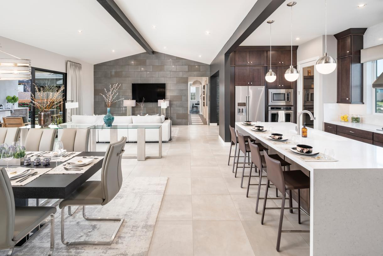 Award-winning single-level home designs